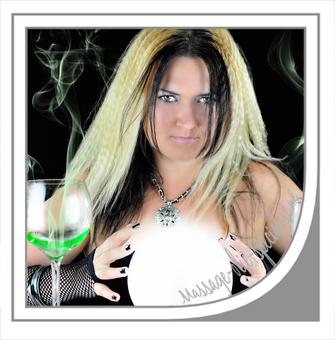 wicca olie Godin