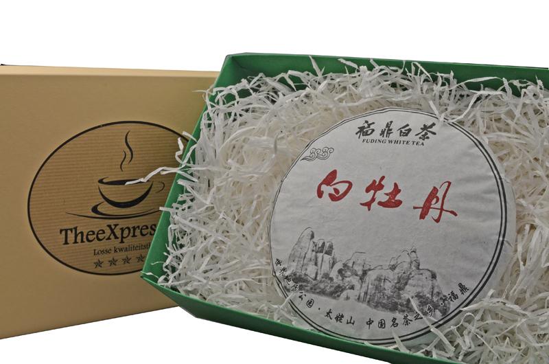 tea cake white tea