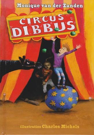 Omslag Circus Dibbus