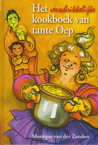 Omslag Tante Oep